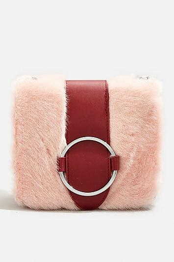 Topshop *sugar Ruby Cross Body Bag By Skinnydip
