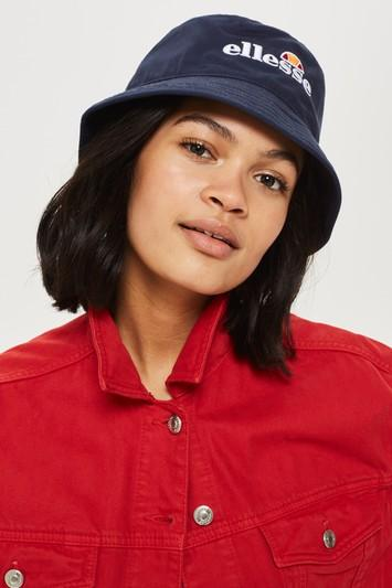 Topshop Bucket Hat By Ellesse