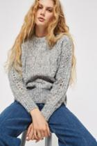 Topshop Soft Neppy Sweater