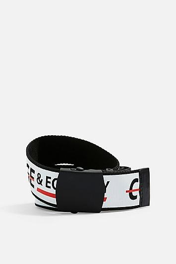 Topshop Courage And Equality Web Belt