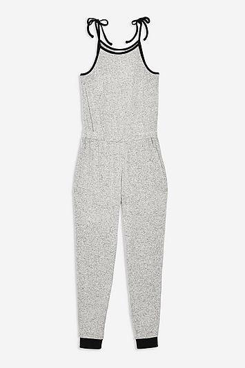 Topshop Super Soft Jumpsuit