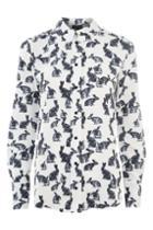 Topshop Tall Bunny Print Shirt