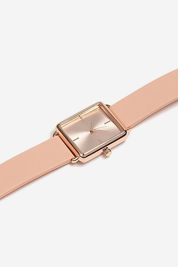 Topshop *square Face Watch