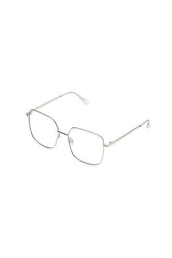 Quay Sunglasses *clear Lens 'cheat Sheet' Frames By Quay Australia