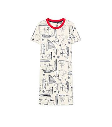 Tory Burch Adrift T-shirt Dress