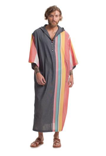 Trina Turk Trina Turk Jared Caftan - Multicolor - Size L/xl
