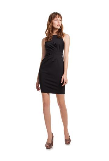 Trina Turk Trina Turk Allamanda Dress - Black - Size 0