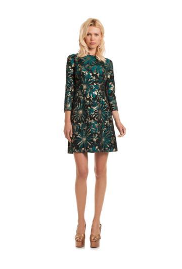 Trina Turk Trina Turk Moonrise Dress - Multicolor - Size 0