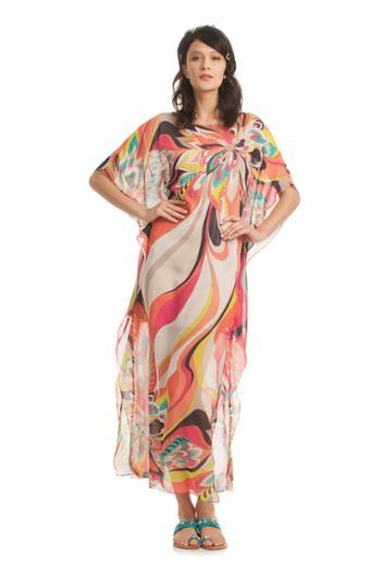 Trina Turk Trina Turk Macen Dress - Multi - Size 0