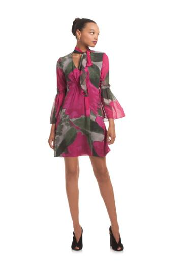 Trina Turk Trina Turk Everson Dress - Multicolor - Size L