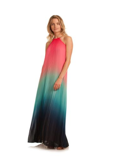 Trina Turk Trina Turk Plume Dress - Multicolor - Size S