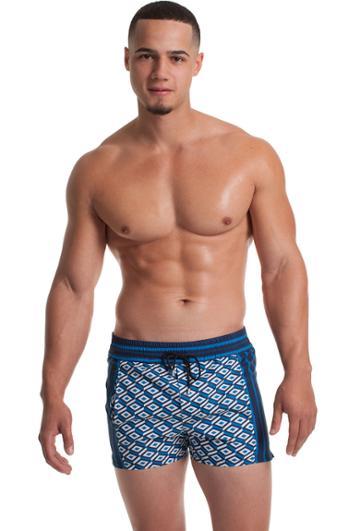 Trina Turk Trina Turk Balboa Beach Swim Trunk - Multicolor - Size M