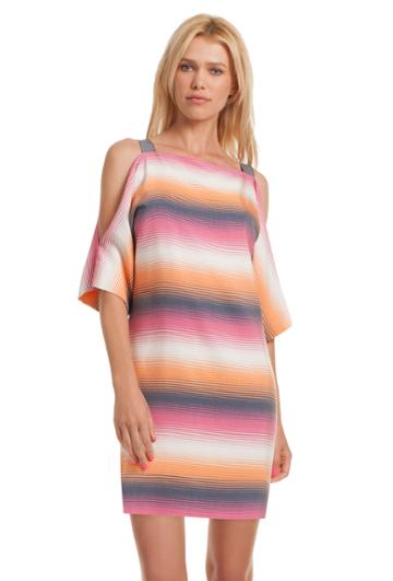 Trina Turk Trina Turk Baracoa Dress - Multicolor - Size M