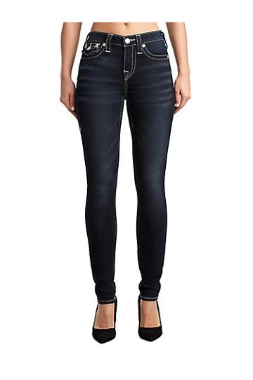 Women's Super Skinny Fit Jean | Divine Hue | Size 23 | True Religion