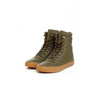 Phantom High Top Lace Up Boot | Burnt Olive | Size 7 | True Religion