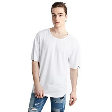Mens Classic Relaxed Tee | White | Size Small | True Religion