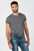 True Religion True Religion Mens T-shirt - Jet Black