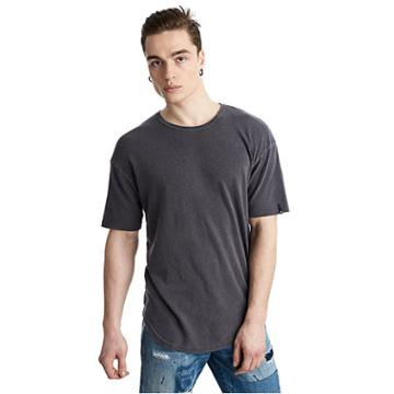 Mens Classic Relaxed Tee | Black | Size Medium | True Religion