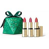 Kiko Milano Holiday Gems Mini Lipstick Set