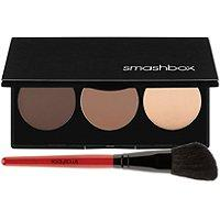 Smashbox Step-by-step Contour Highlighter & Bronzer Face Palette Kit