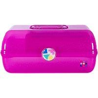 Caboodles Pink Sparkle On The Go Girl Case