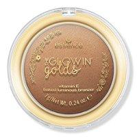 Essence The Glowin' Golds Vitamin E Baked Luminous Bronzer