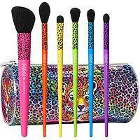 Morphe X Lisa Frank Blend Bright 6-piece Brush Set + Bag