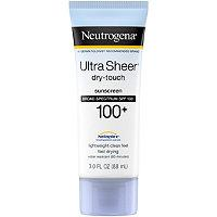 Neutrogena Ultra Sheer Dry-touch Sunblock Spf 100 (packaging May Vary)