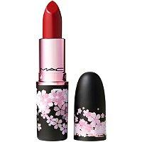 Mac Black Cherry Lipstick - Moody Bloom (bright Yellow Red)