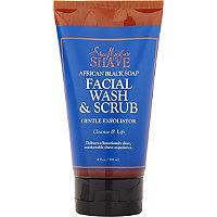 Sheamoisture African Black Soap Facial Wash & Scrub