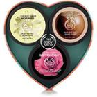 The Body Shop Body Butter Trio