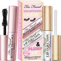 Too Faced Voluptuous Lashes & Plump Lips Mascara & Lip Duo