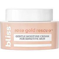 Bliss Rose Gold Rescue Gentle Moisture Cream