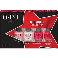 Opi Hollywood Nail Lacquer Mini 4 Pack