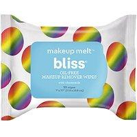 Bliss Limited Edition Makeup Melt Oil Free Makeup Wipes