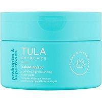 Tula Balancing Act Purifying Toner & Ph Balancing Toner Pads
