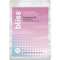 Bliss Hangover Fix Holographic Foil Sheet Mask