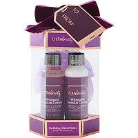 Ulta Whipped Vanilla Creme Holiday Essentials 3 Piece Bath Gift Set