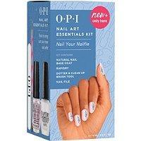 Opi Nail Art Essentials Kit