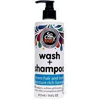 Socozy Wash + Shampoo