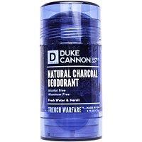 Duke Cannon Supply Co Trench Warfare Fresh Water & Neroli Natural Charcoal Deodorant