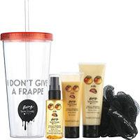 Being I Don't Give A Frappe Tumbler & Bath Gift Set