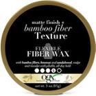Ogx Matte Finish And Bamboo Fiber Texture Flexible Fiber Wax