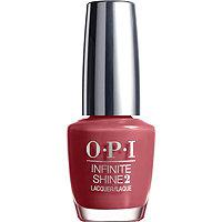 Opi Red Infinite Shine Collection