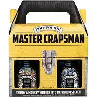 Poo~pourri Master Crapsman Men's Gift Set