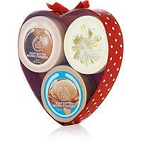 The Body Shop Nutty Body Butter Sweethearts