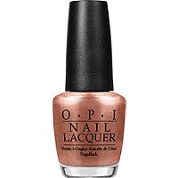 Opi Metallic Nail Lacquer Collection
