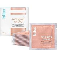 Bliss Rose Gold Rescue Gentle Resurfacing Peel