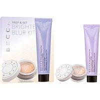 Becca Cosmetics Prep & Set Brightening Blur Kit