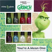 China Glaze The Grinch Micro Mini Nail Lacquer Kit